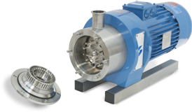 In-Line Multistage In-Line Mixer - US